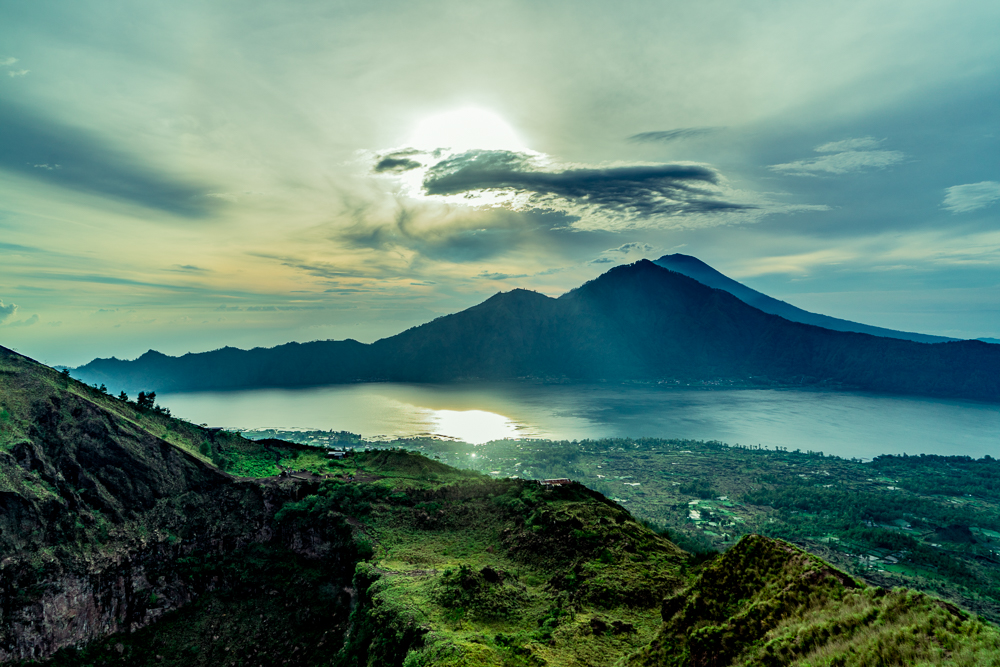Holidays Abroad and Hiking a Volcano