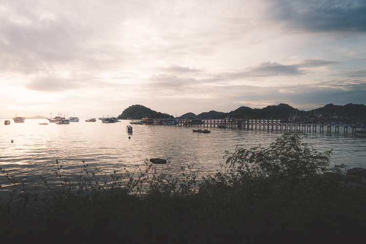 Labuan Bajo Harbor view 2