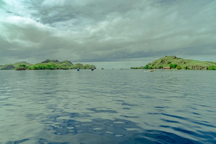 View from Kanawa Island