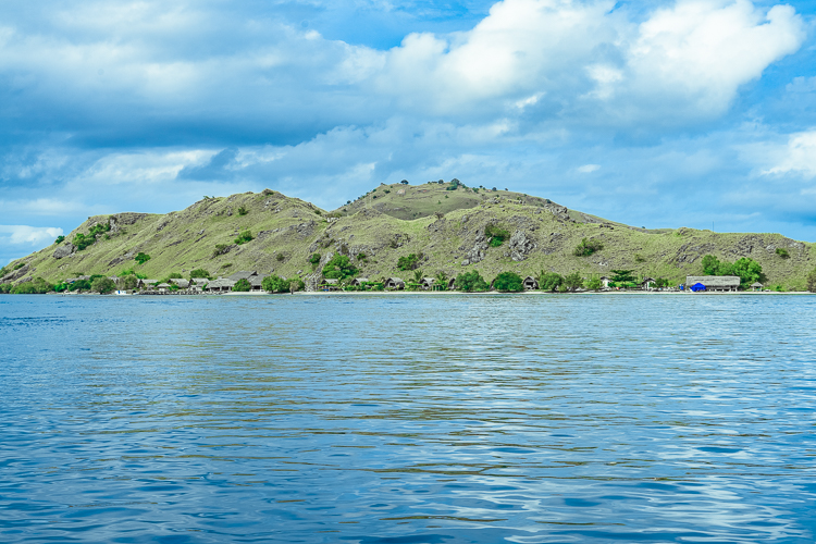 Another view from Kanawa Island