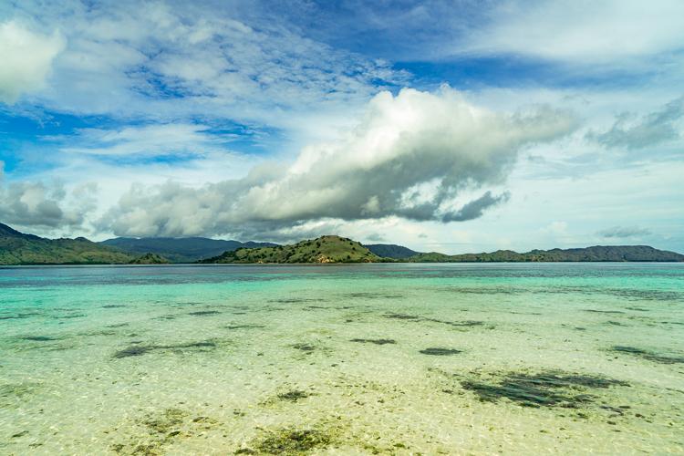 Sandbar Island Views