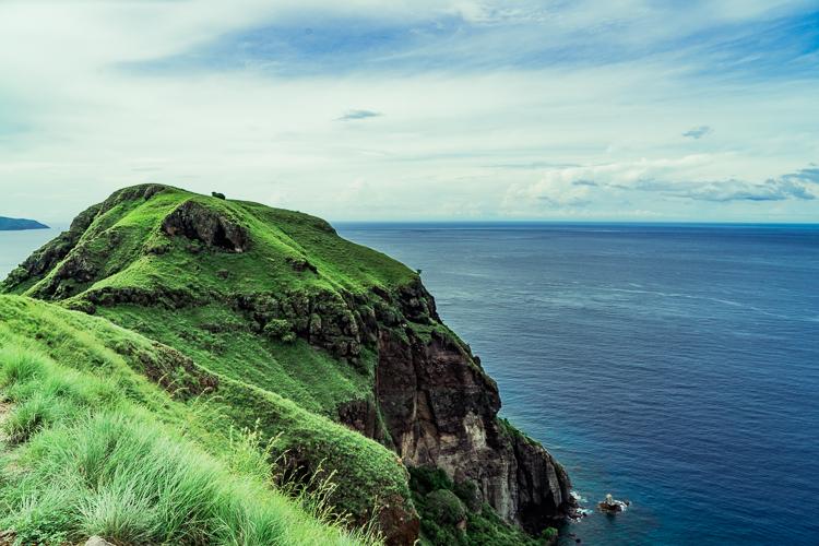 Top of Padar Island