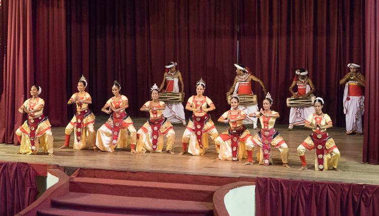 Traditional Kandyan Dance Performance