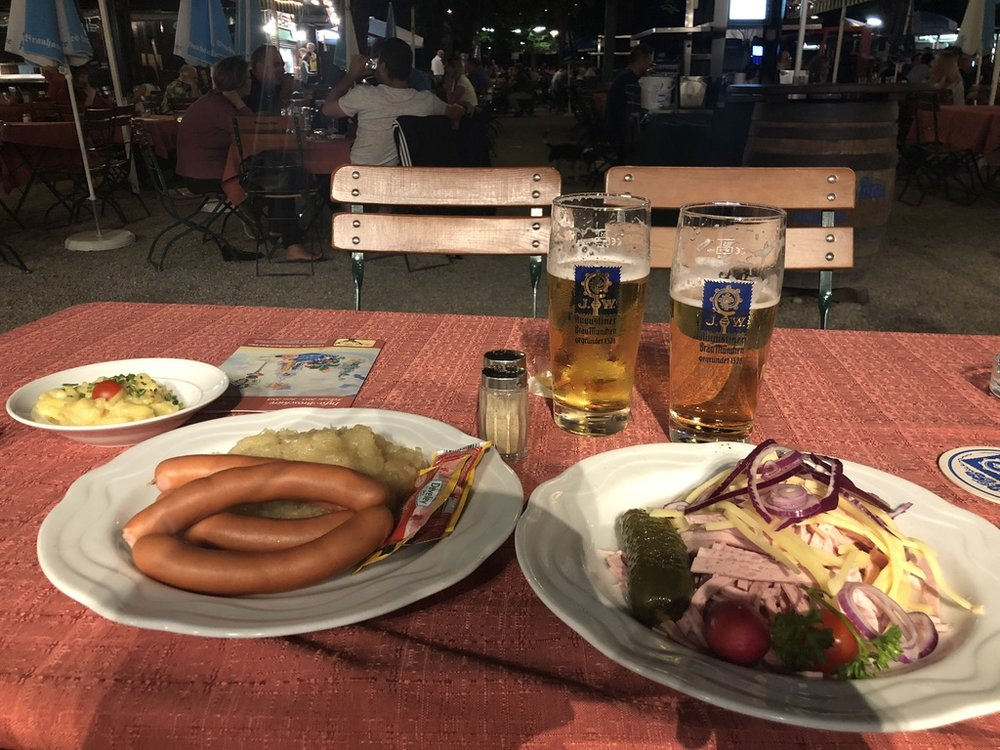 First German Dinner