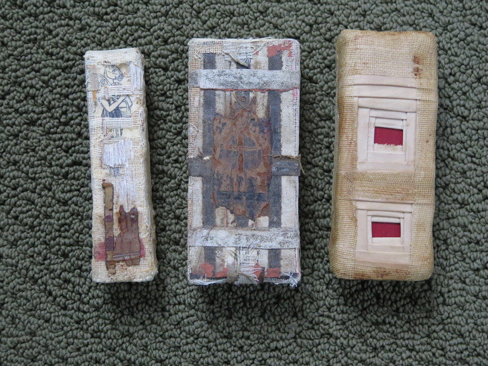 Mummified Books