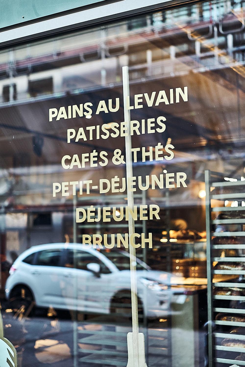 Ten Belles bakery