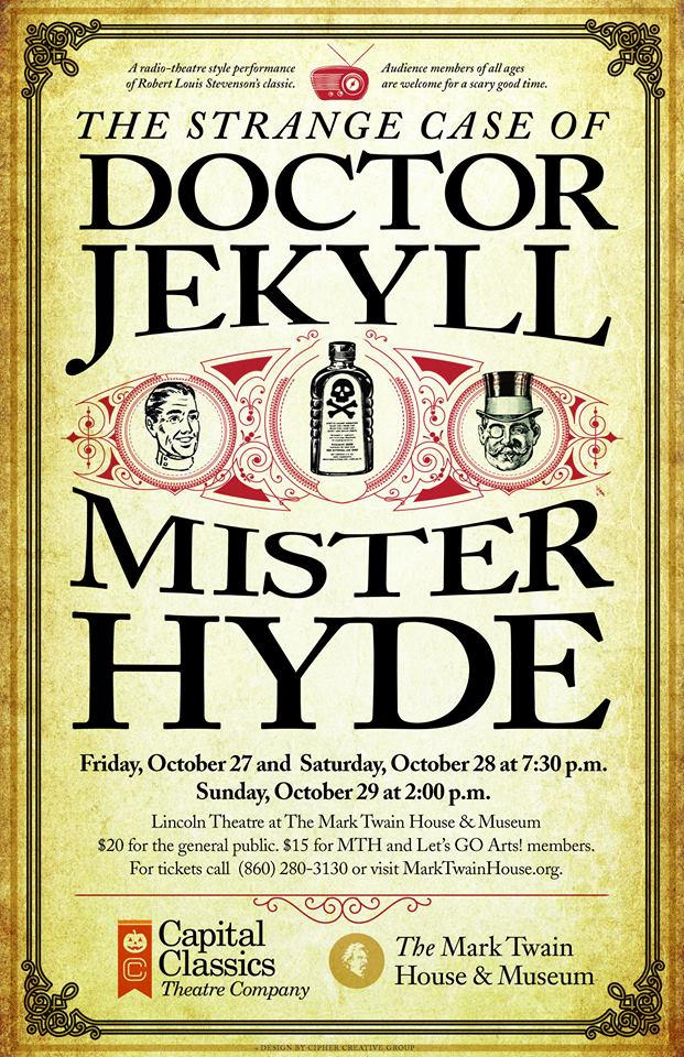 The Strange Case of Doctor Jekyll & Mister Hyde