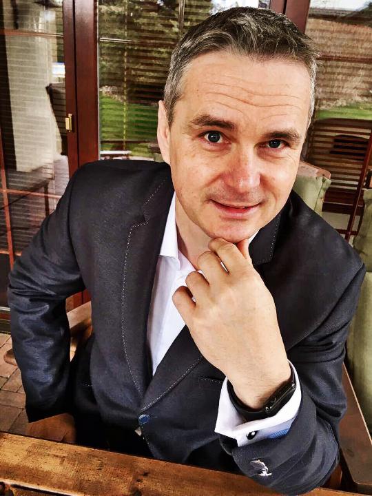 MUDr. Jiří Vaverka -