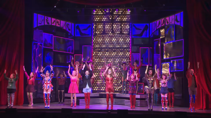 """ Kinky Boots South Korean production 킹키부츠 "" by  KBS  is licensed under  CC by SA 3.0"