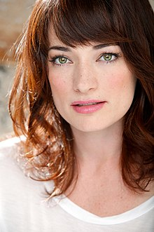 """A Photo of English Actress Laura Michelle Kelly""   by Paul Smith is licensed under  CC BY-SA 3.0"
