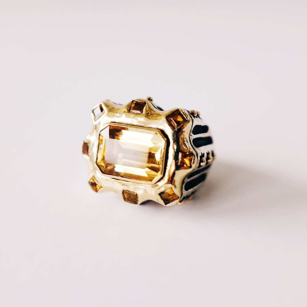 Dian Malouf gold citrine ring (1).jpg
