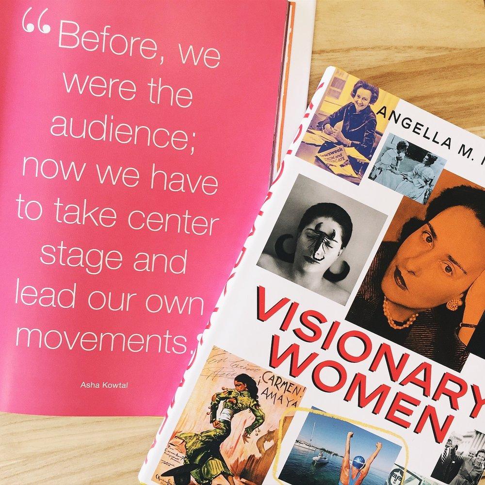 Assouline Visionary Women-$50