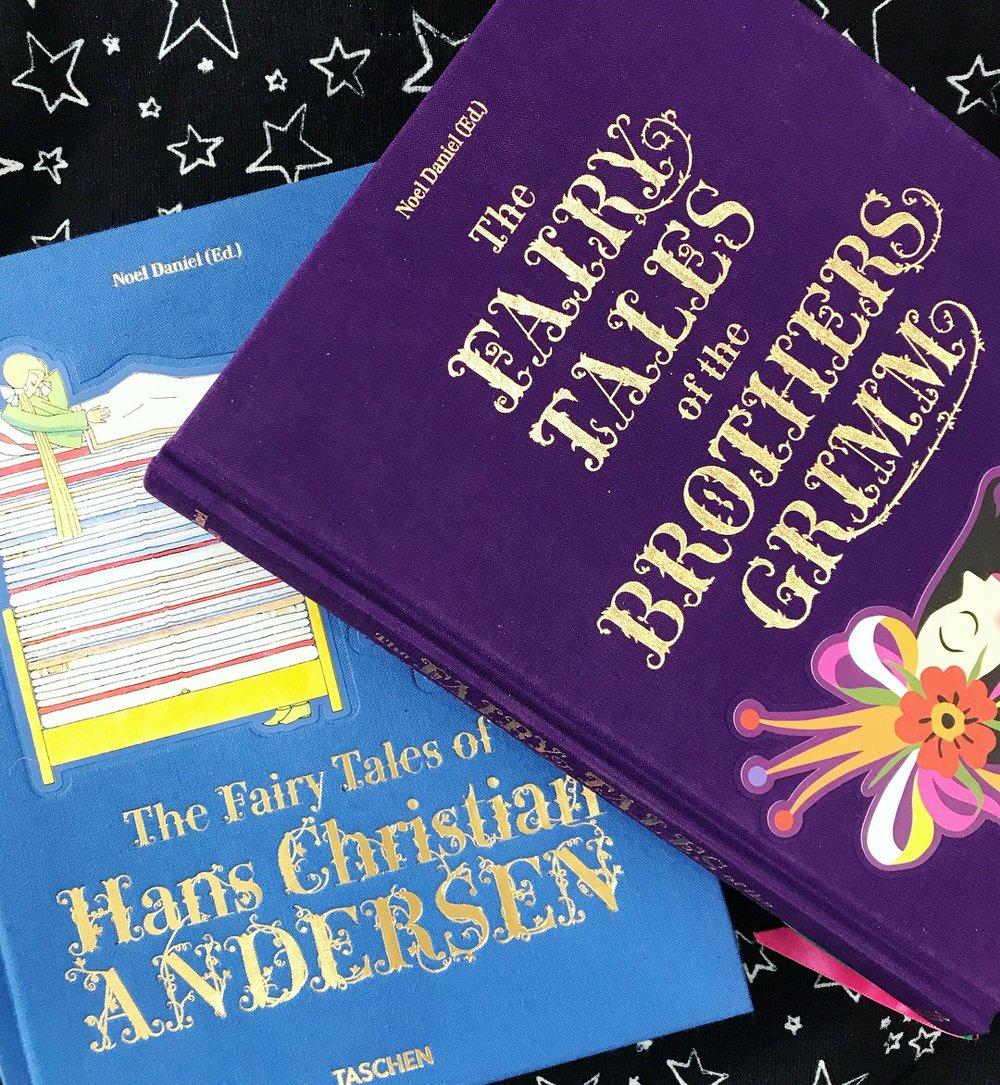 Fairy Tale Books-$40