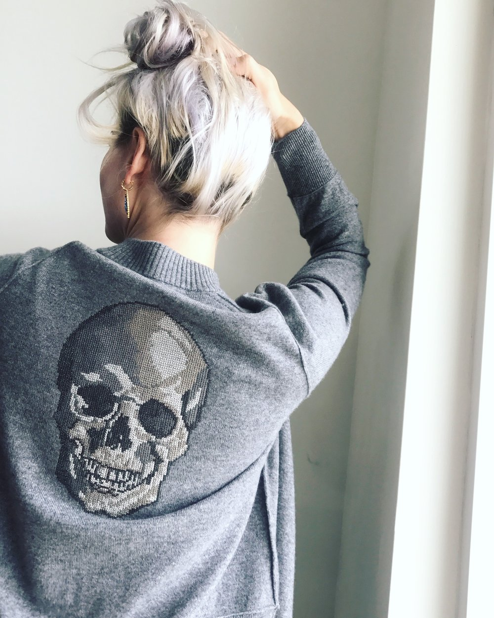 Skull Cashmere Sweaters starting at $345