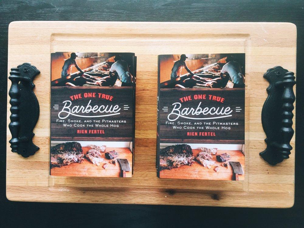 One True Barbecue-$25