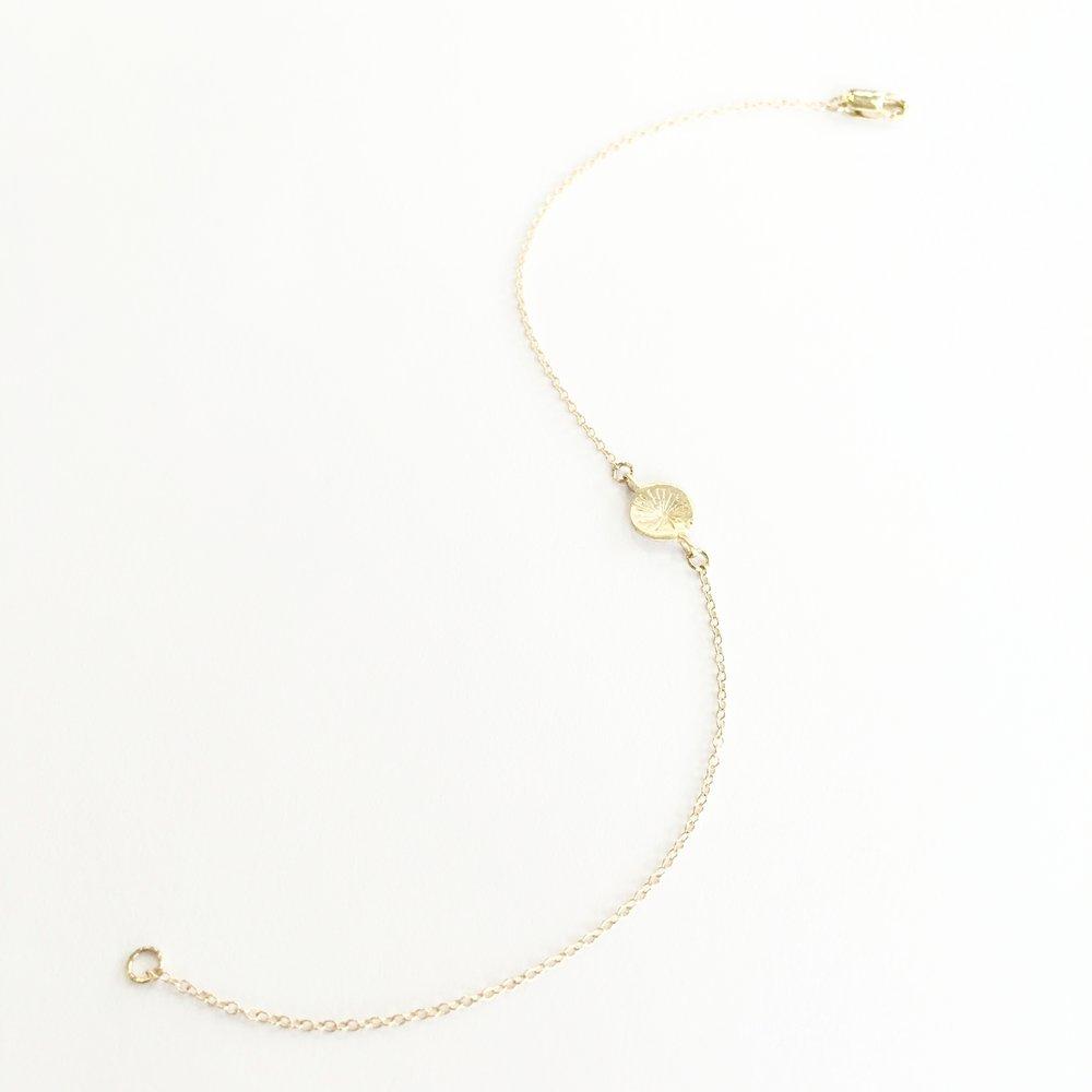 10k Astrid Bracelet -$260