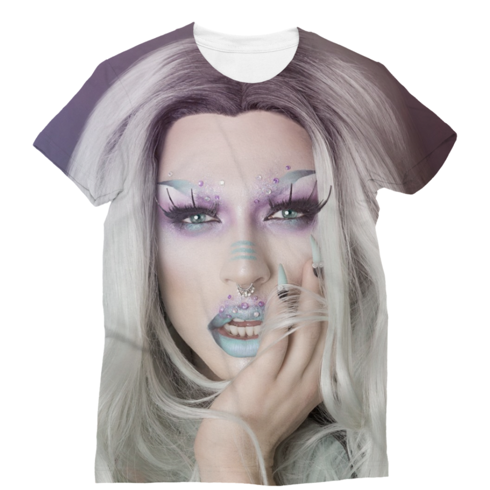 James Majesty's DragQueenMerch Shirt  Dragula 2 top 3 contestant James Majesty's shirt sold at DragQueenMerch.