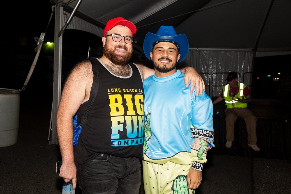 Big Dipper & AB Soto