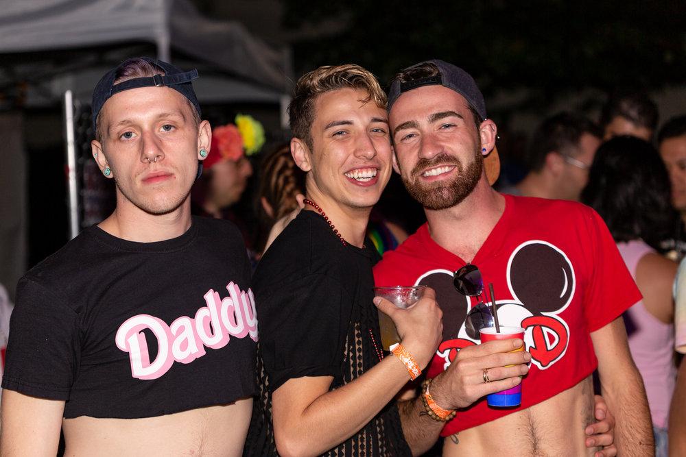 My boyfriend, Carson, and friends Carlin and Josh