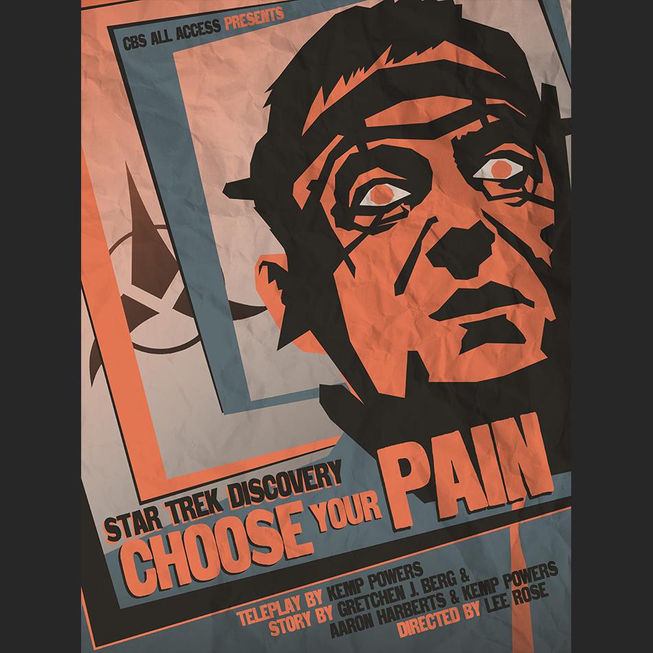 CHOOSE YOUR PAIN