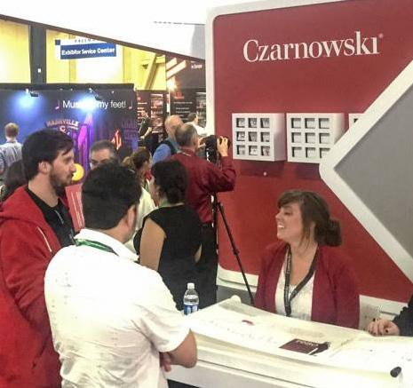 Czarnowski Booth, Las Vegas