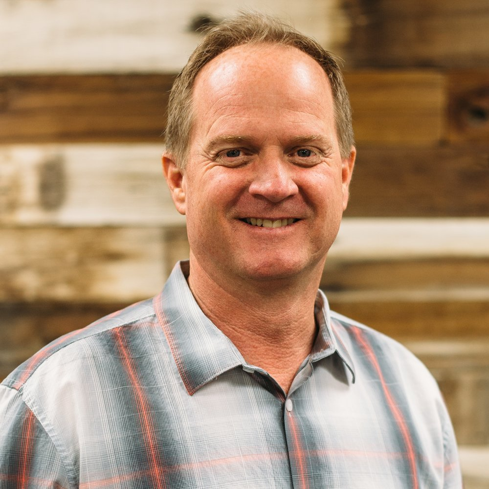 Dave McCoy | Administrative Pastor
