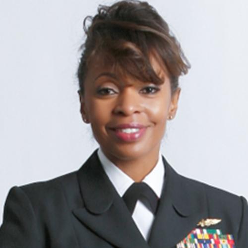 Captain R. Shelley Kay Marriner   US NAVY, Navy and Marine Corps Public Health Center
