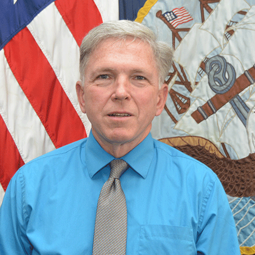 Steve Jones   U.S. Navy, NAVFAC