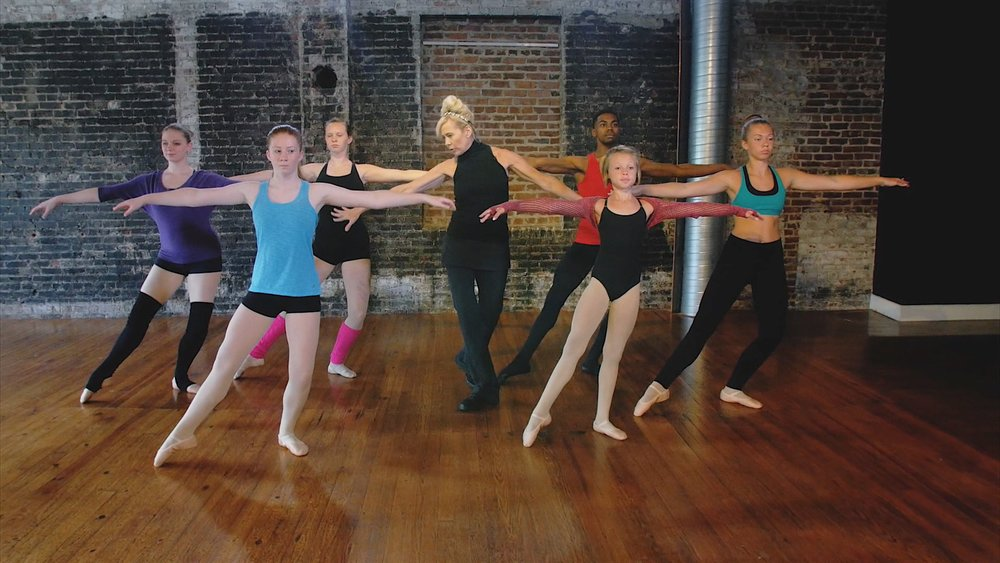 Fast-track your Technique Corrections with Eileen Juric - PowerDance Technique Workshop in Your Studio