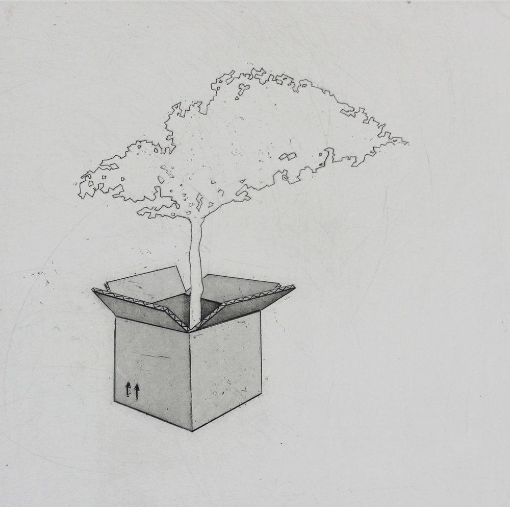 Portable Fairy Tree