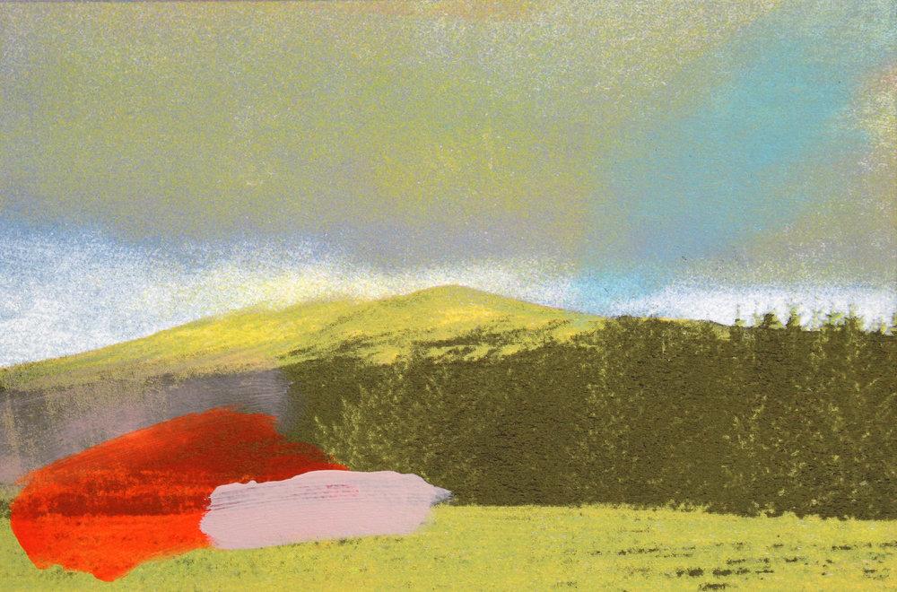 Image (c) Debbie Godsell,  Landscape I