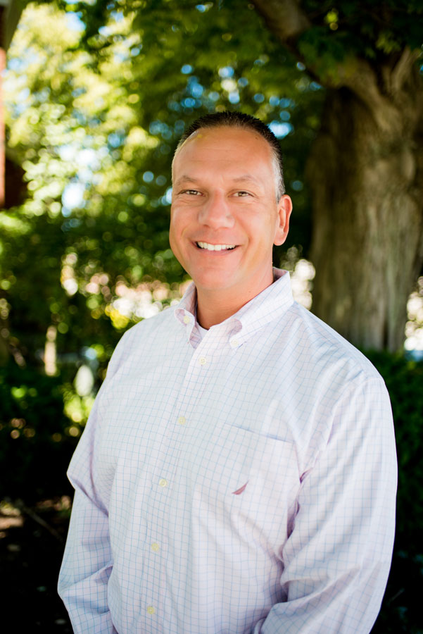 Rev. Dan Bogre, Senior Pastor at RRUMC