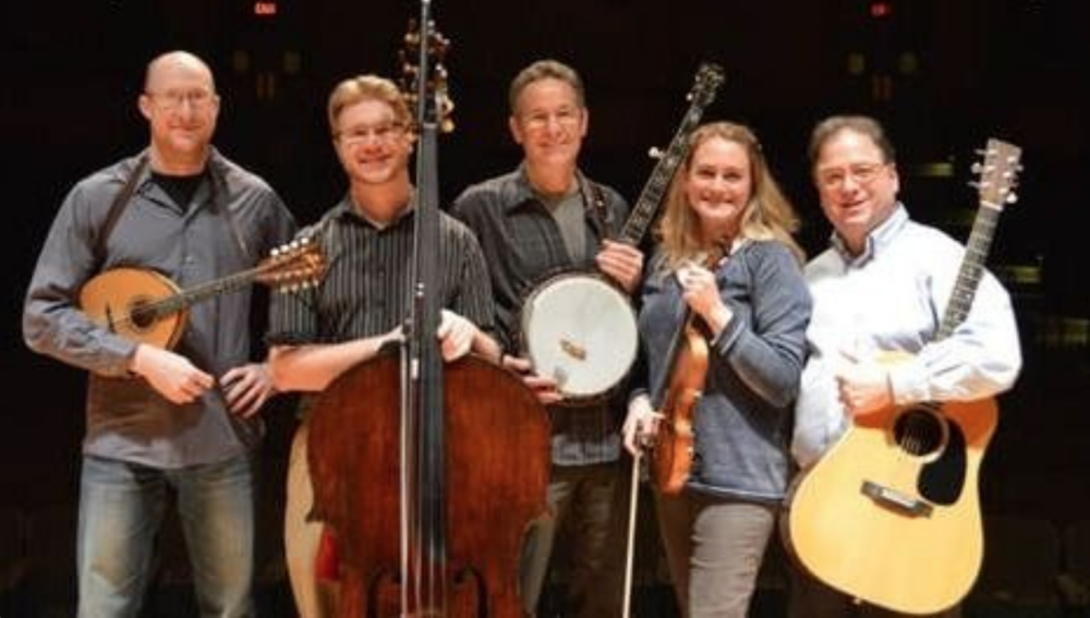 Experience The Cleveland Bluegrass Orchestra at Rocky River United Methodist Church on February 10.