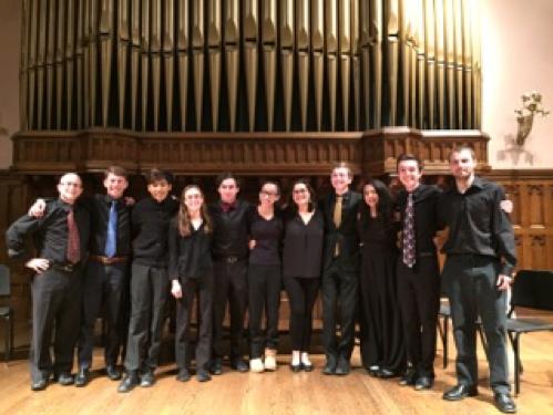 Case Western Reserve University Klezmer Music Ensemble