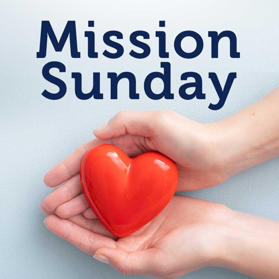 Mission Sunday — Rocky River United Methodist Church