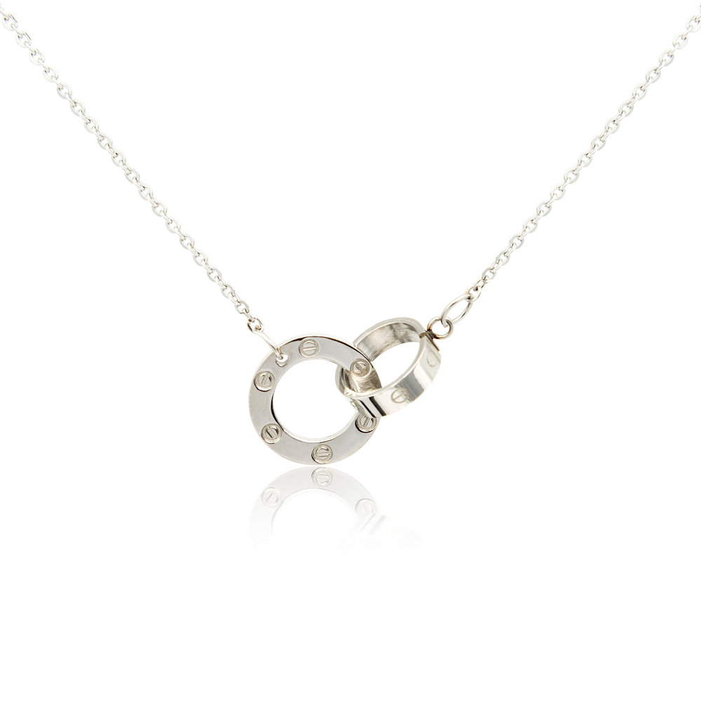 Whitegold Necklace