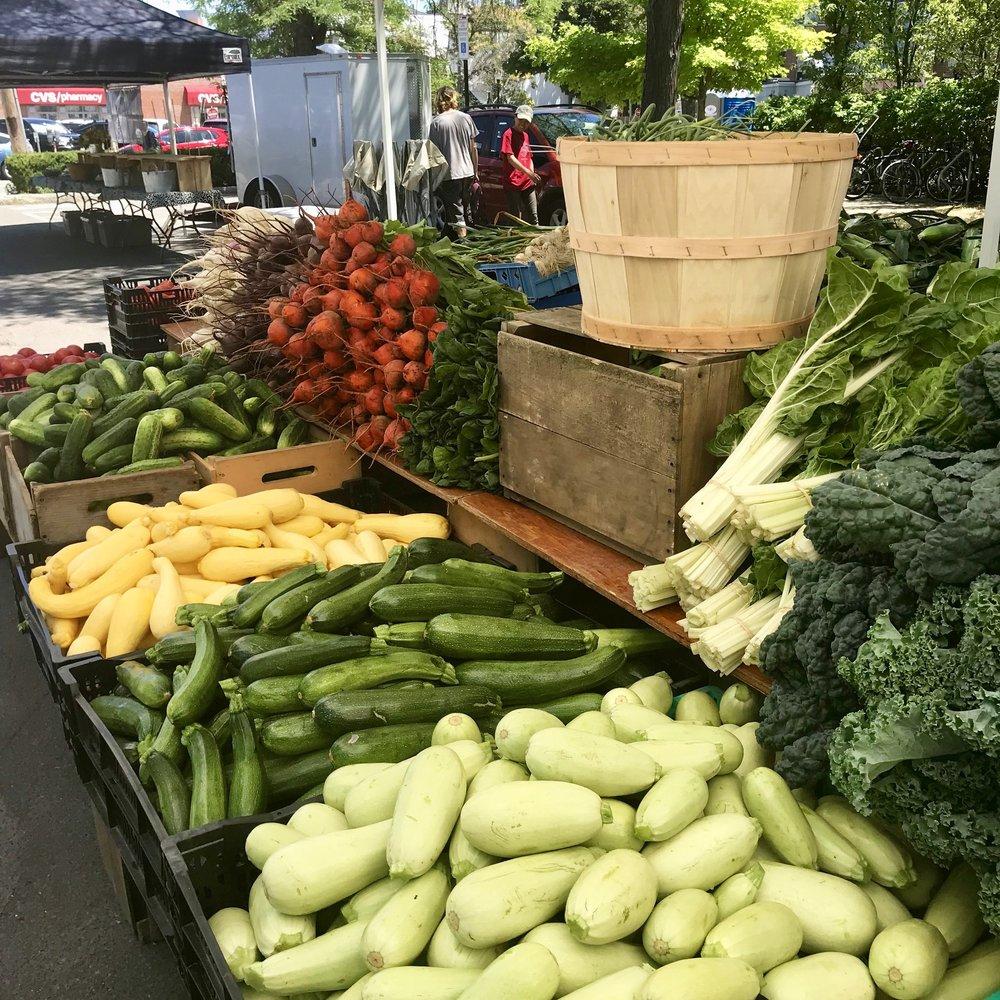Dick's Market garden -