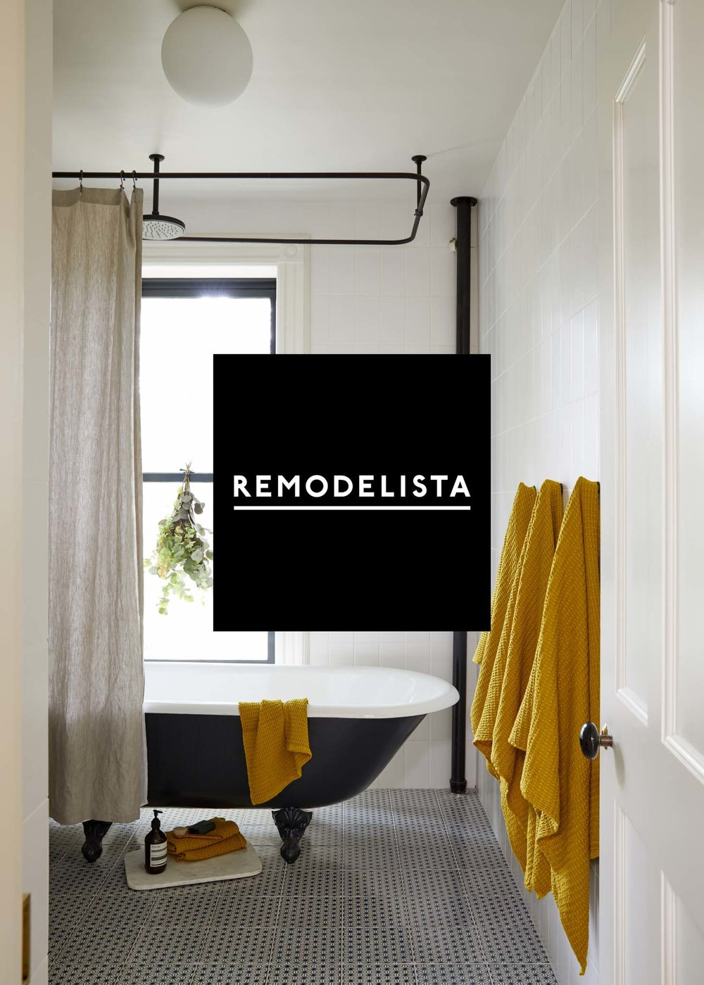 REMODELISTA - THE SENTIMENTAL MINIMALIST, 2018