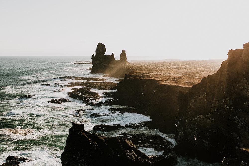 Lóndrangar, Snæfellsnes
