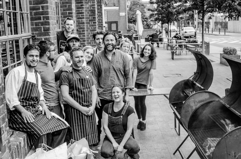 Patty & Bun Family Style - Hackney, London -
