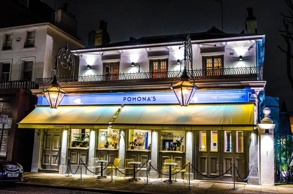 Pomonas - Notting Hill, London -