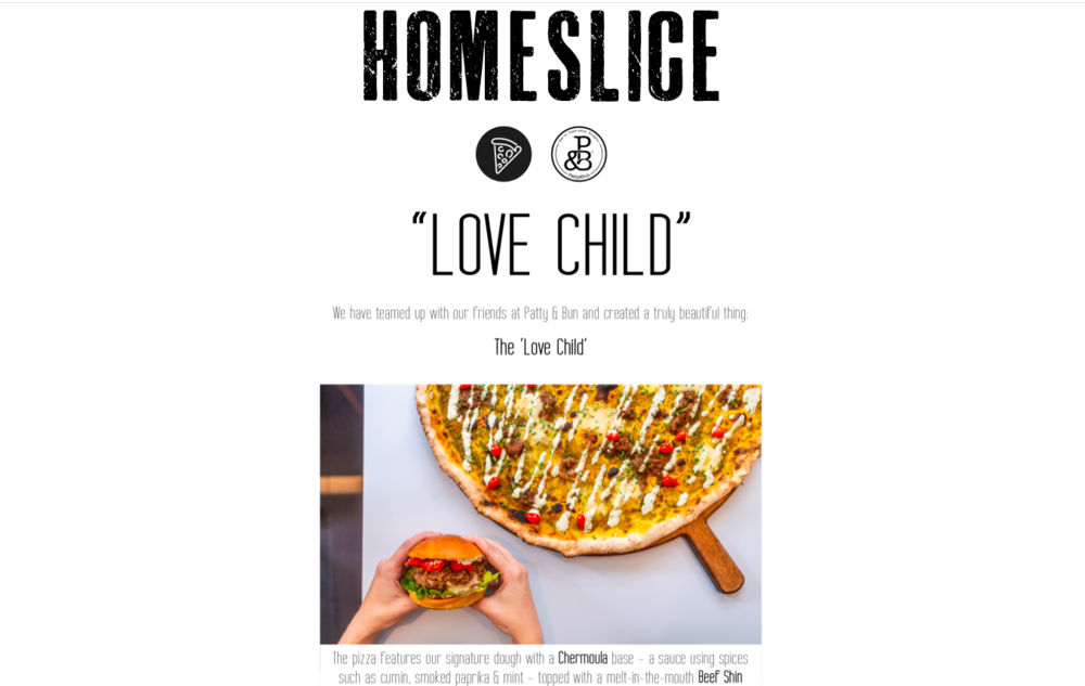 Homeslice -