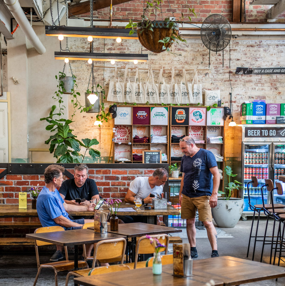 Stomping Ground Brewery - Melbourne