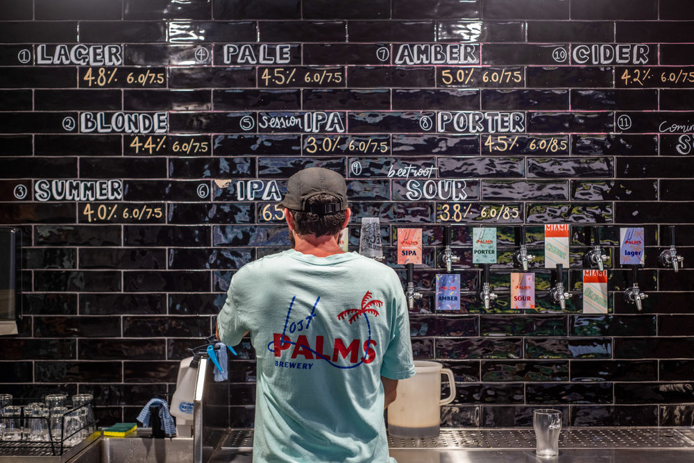 Lost Palms Brewery - Gold Coast