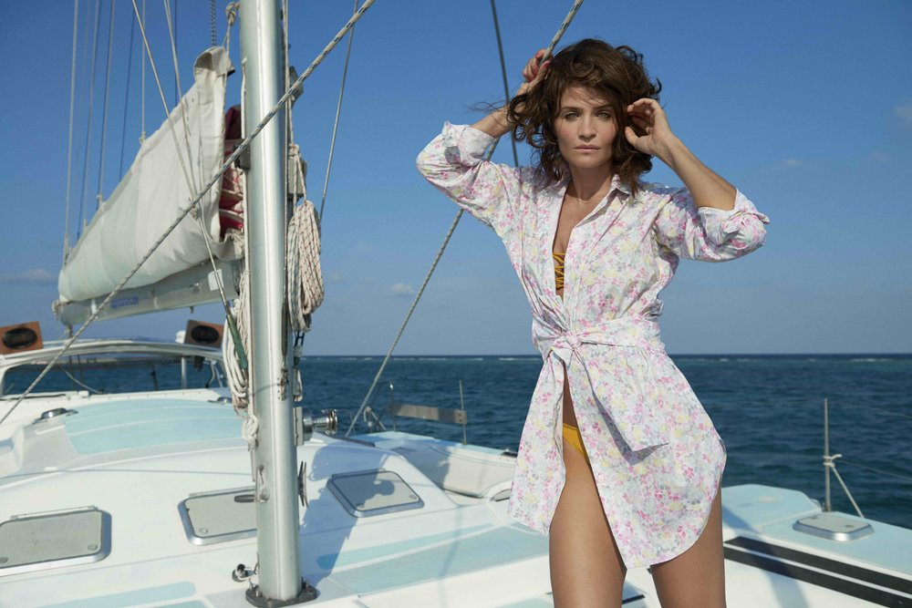 Helena Christensen for Thomson Sensatori