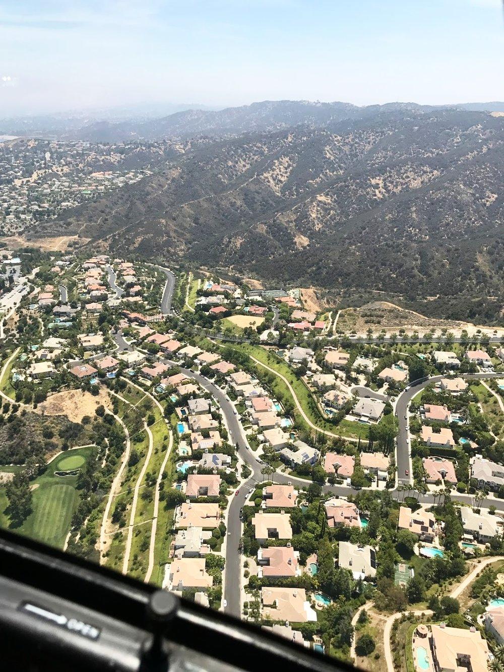 Kevin Hart's neighborhood