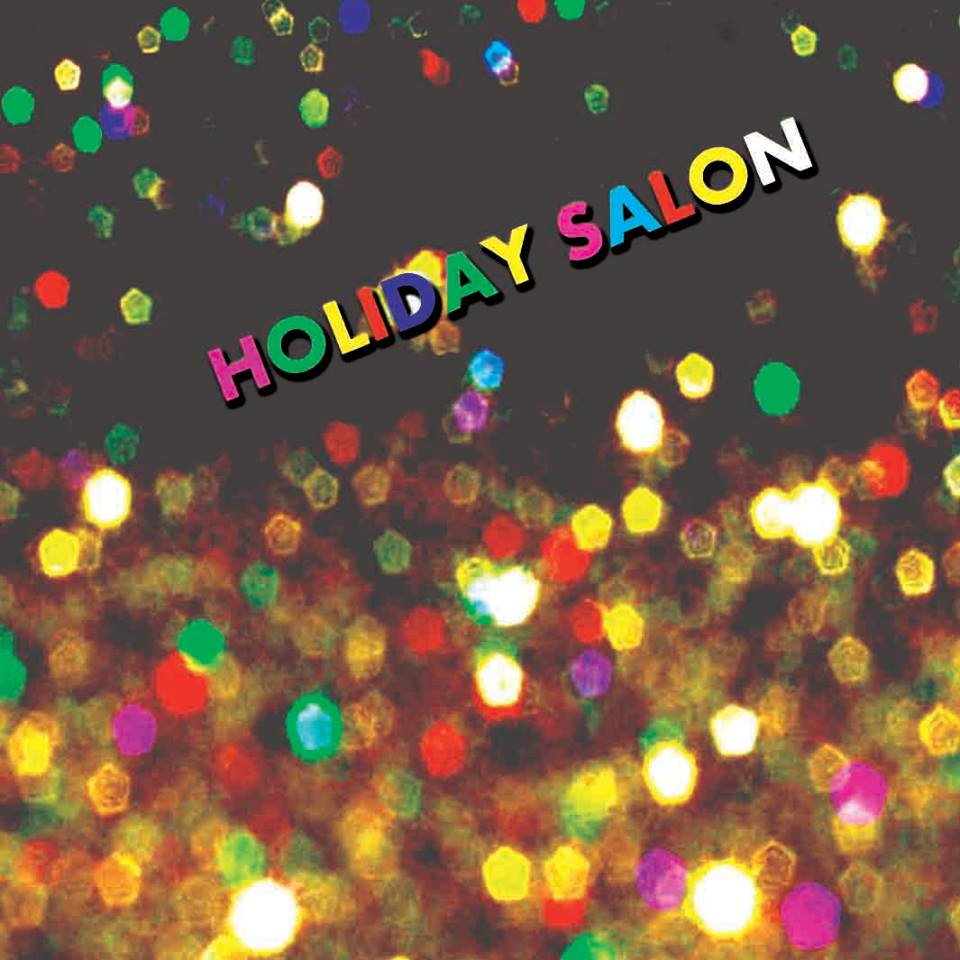 Lesley Heller Holiday Salon Invitation 2015