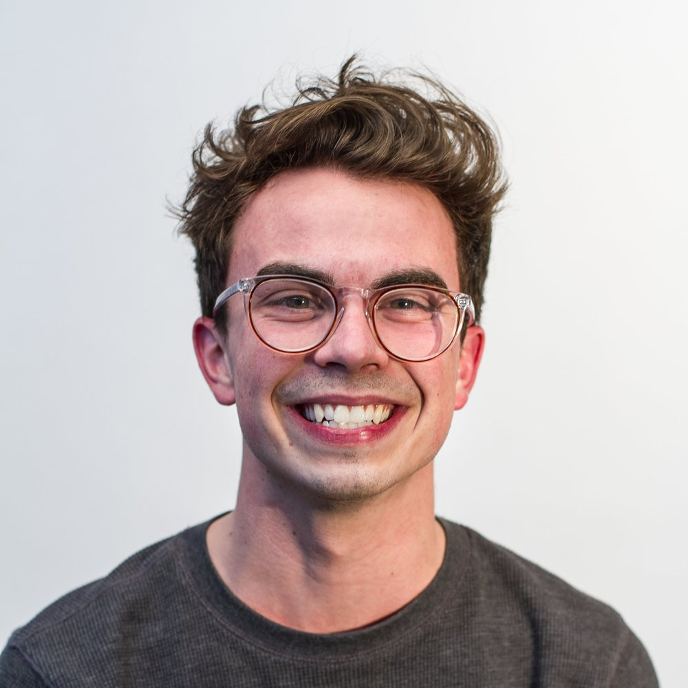Wyeth Augustine-Marceil / President Wyeth is a 5th year Industrial Design student from Marshall, Wisconsin. Wyeth is a part of Design in Mind because he nearly missed out on design himself, and hopes to be able to share the opportunities he's had at UC with more people.