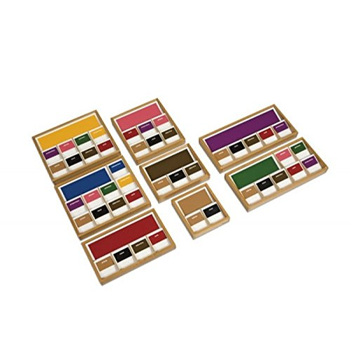 Grammar Boxes from amazon are 1 of the top 5 toys for Montessori on Amazon.