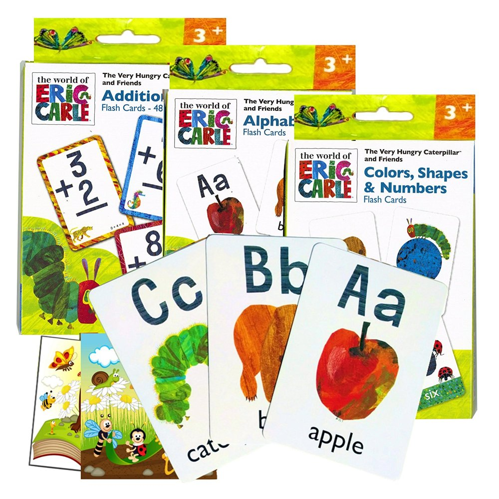 Flash Cards from amazon are 1 of the top 5 toys for Montessori on Amazon.